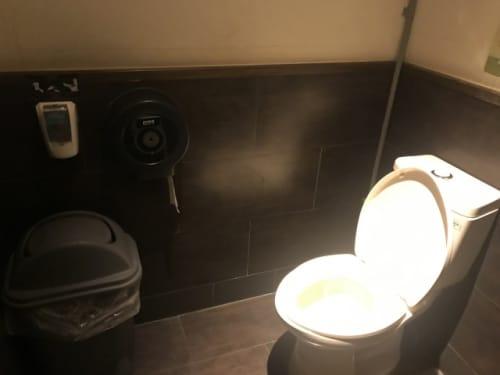 台湾 スターバックスのトイレ事情