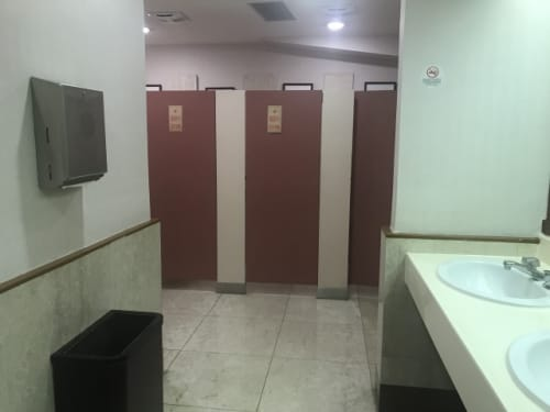台湾のホテルのトイレ事情