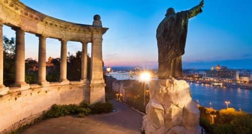 ブダペストの風景