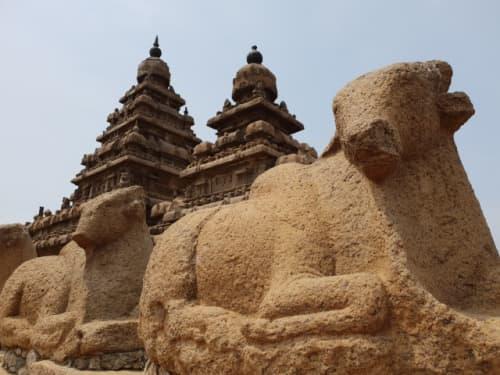 インド 海岸寺院