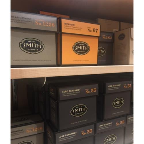 アメリカ ポートランド SMITH TEA