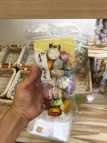 台北・迪化街の新點子食品(Fresh Idea Food)