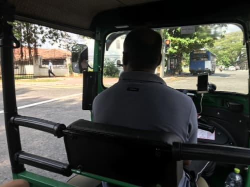 PickMe tuktuk