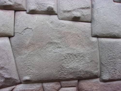 クスコの12角の石