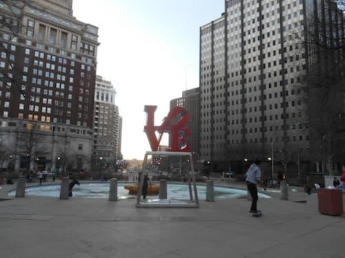 フィラデルフィアのラブパーク
