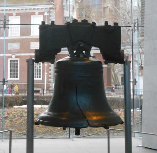 フィラデルフィアの自由の鐘