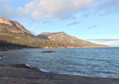 美しい海の景色