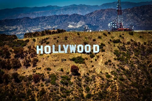 ハリウッドの風景
