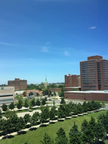 オハイオの風景