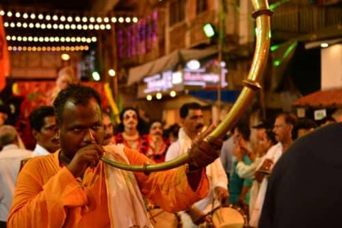 ガネーシャ祭り
