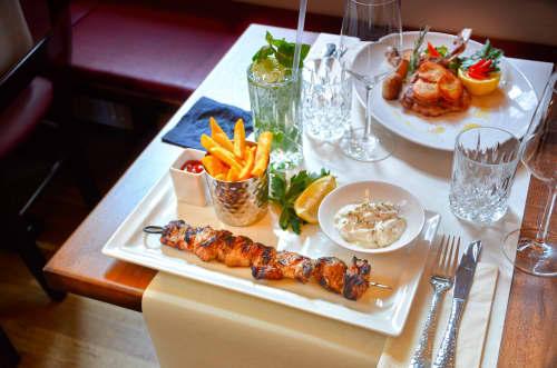 ギリシャ料理レストラン