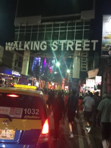 ウォーキング・ストリート