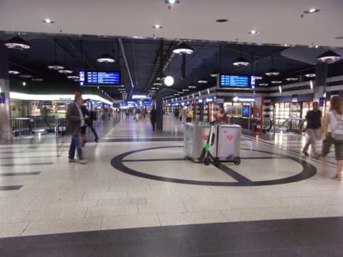 チューリッヒ中央駅