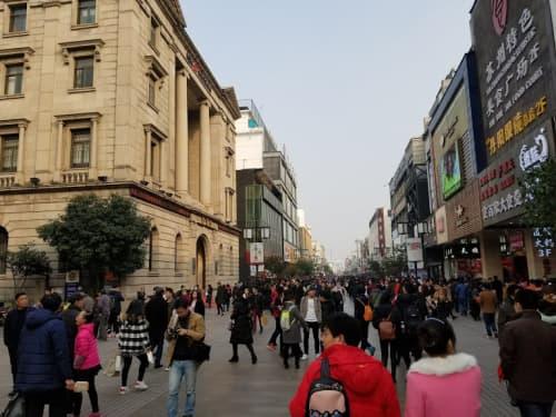 蘇州の街並み