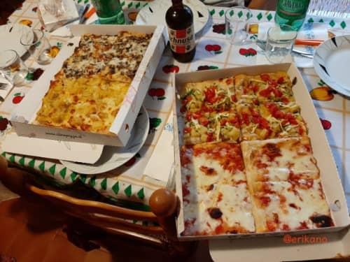 イタリア ピザ テイクアウト