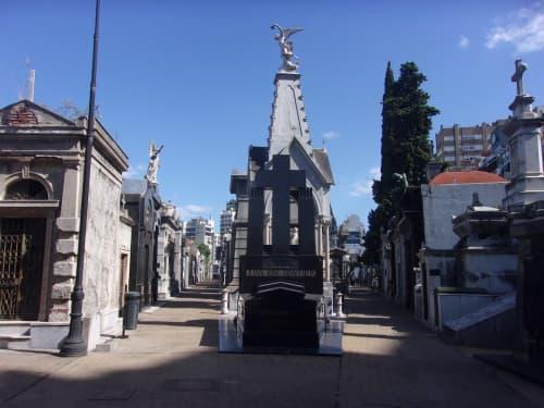 レコレータ墓地