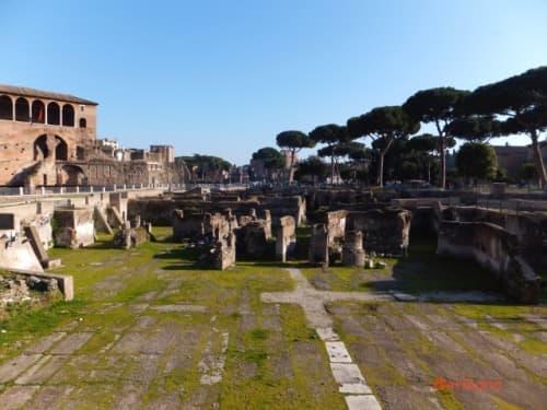 イタリア 遺跡