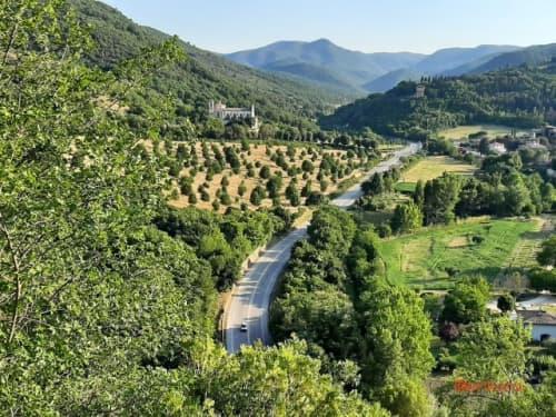 イタリア 山