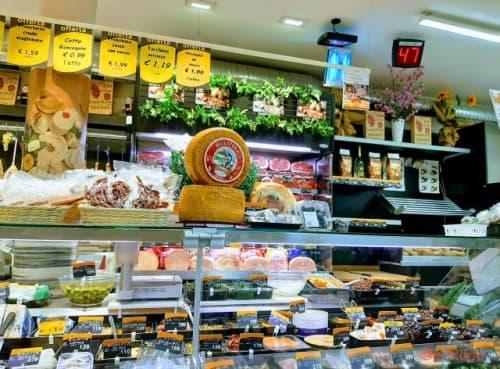 イタリア スーパー