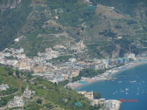 イタリア 海岸