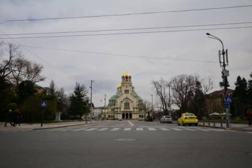 ブルガリアの大聖堂
