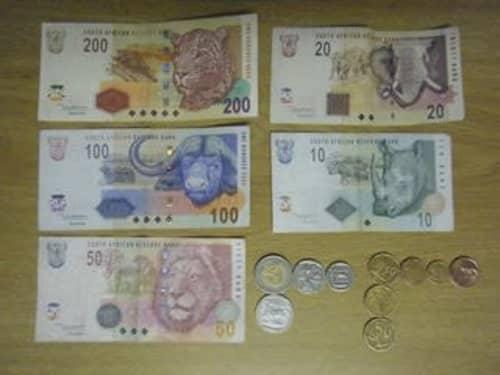 南アフリカ 貨幣