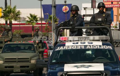 メキシコの警察