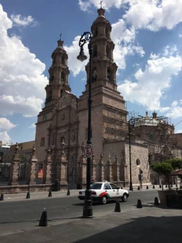 セントロの教会
