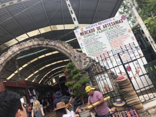 サンミゲルデアジェンテのマーケット