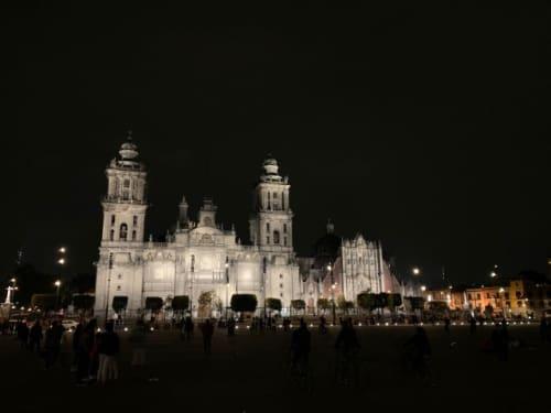 メキシコシティのメトロポリタン大聖堂