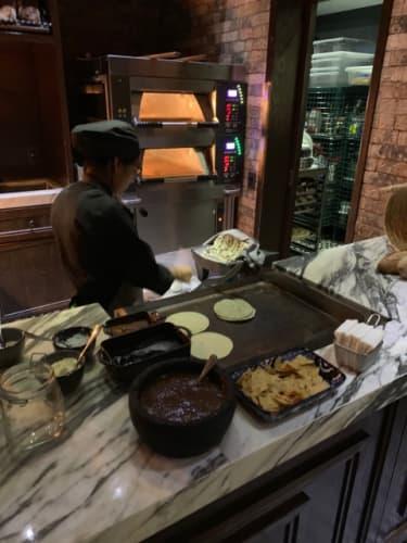 メキシコシティのレストラン
