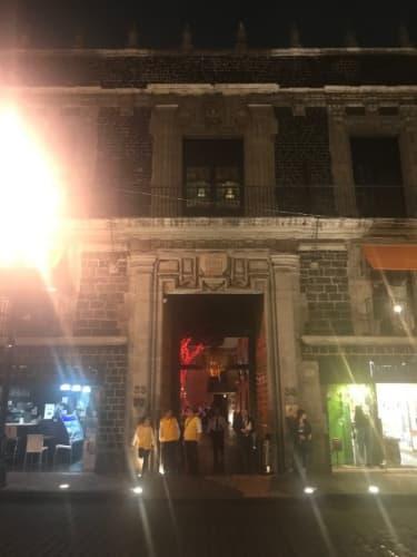 メキシコシティのレストラン(DOWNTOWN)