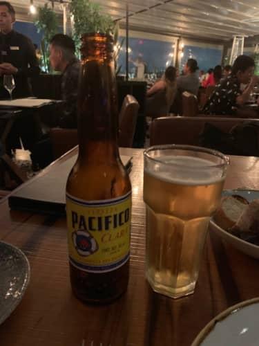 メキシコのビールPacifico