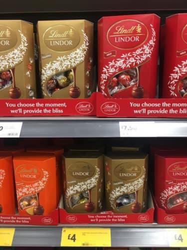 イギリスチョコレート