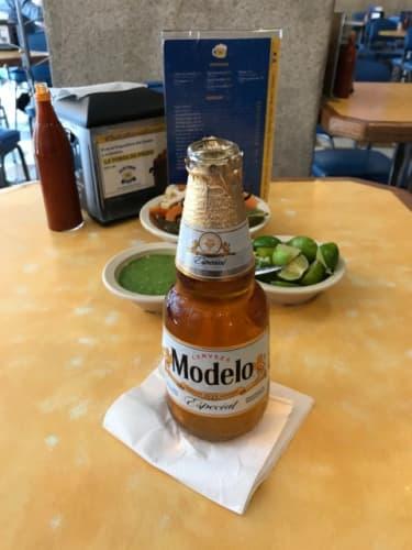 メキシコビールで美味しいModelo