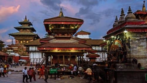 ネパールの観光