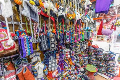 ネパール買い物