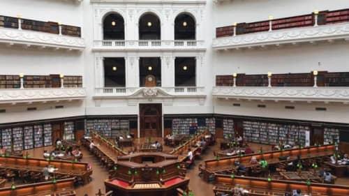 オーストラリア図書館