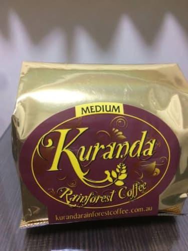 キュランダコーヒー