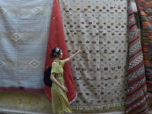 フェズの絨毯
