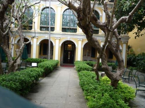 図書館外観