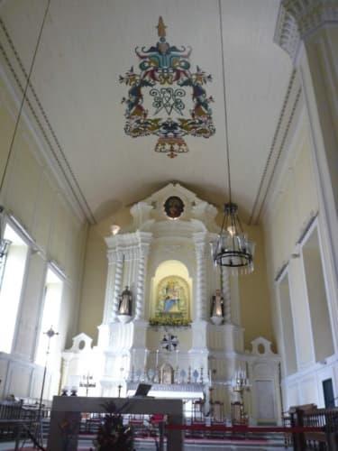 ドミニコ教会の中
