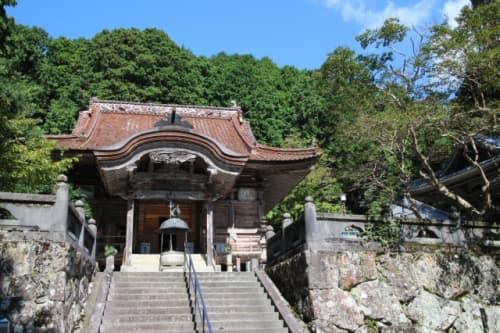 明石寺 本堂
