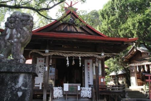 多賀神社 本殿