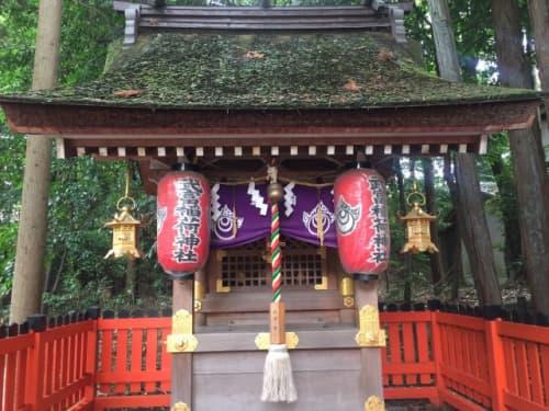 竹富稲荷神社