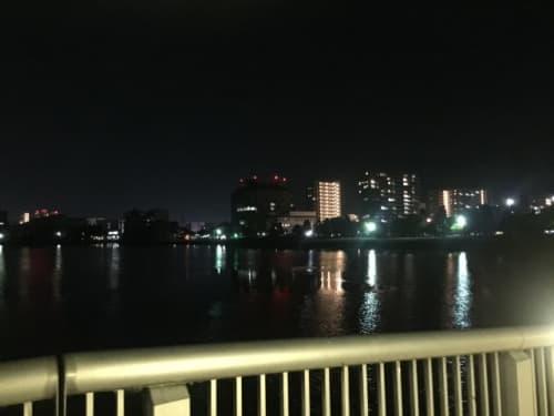 大津港桟橋