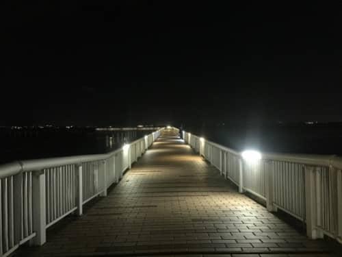 大津港・桟橋