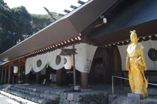 伊曽乃神社 本殿