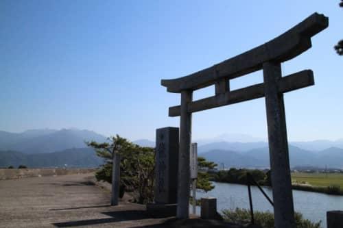 龍神社 石鎚山