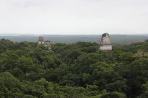 4号神殿からの景色